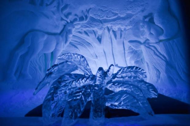 Tamamı buzdan yapılan otel - Page 4