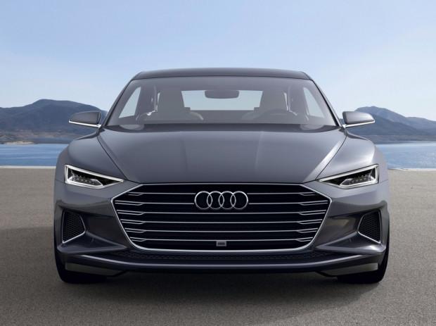 Tamamıyla elektrikli lüks Audi modeli: A9 E-tron - Page 1