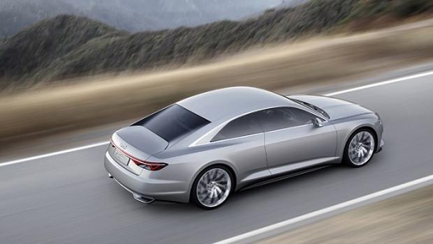 Tamamıyla elektrikli lüks Audi modeli: A9 E-tron - Page 3