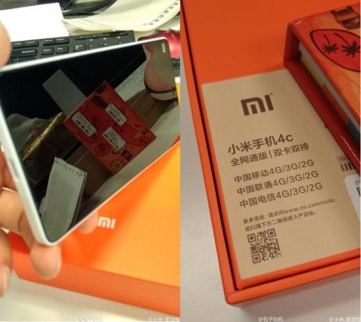 Xiaomi Mi 4c ve kutusu sızdırıldı - Page 4