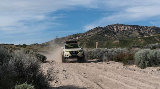 Tanktan farkı yok Nissan Rogue Trail Warrior - Page 3