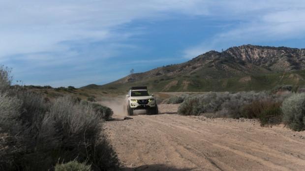 Tanktan farkı yok Nissan Rogue Trail Warrior - Page 4