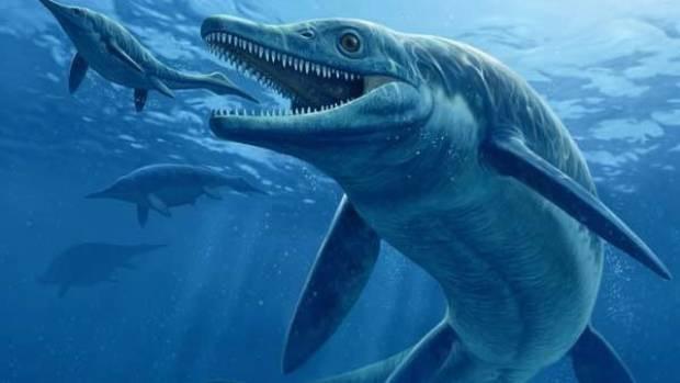 Tarih öncesi denizaltının inanılmaz yaratıkları! - Page 1