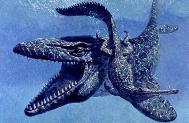 Tarih öncesi denizaltının inanılmaz yaratıkları! - Page 4
