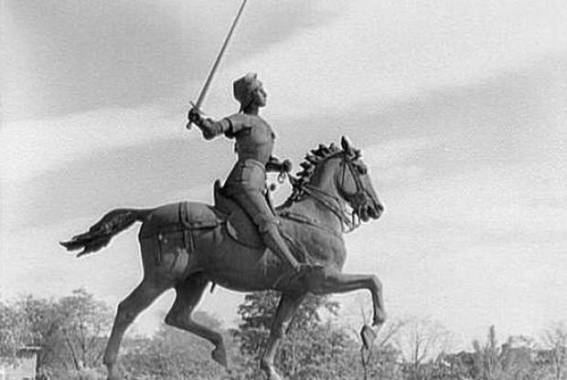 Tarihe damgasını vurmuş 9 müthiş kadın savaşçı - Page 1
