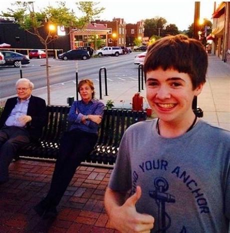Tarihe geçen unutulmaz Selfie'ler - Page 4