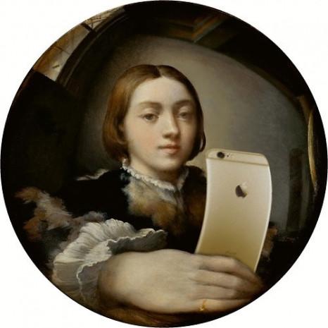 Tarihi portrelere selfie muamelesi! - Page 2