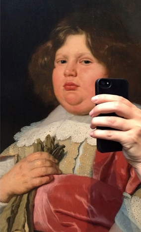 Tarihi portrelere selfie muamelesi! - Page 3