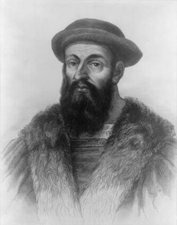 Tarihin en büyük kaşiflerinden Macellan hakkında 8 bilgi - Page 1