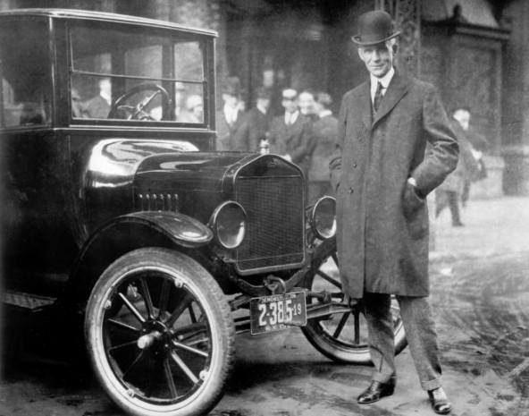 Tarihin En Çok Satan Otomobilleri - Page 1