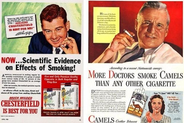Tarihin en tehlikeli reklamları! - Page 1