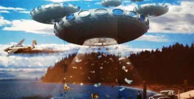 Tarihin En Ünlü 10 Ufo Olayı - Page 1