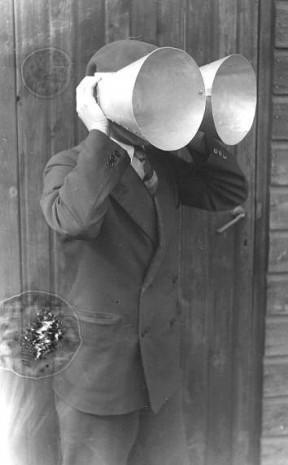 Tarihin ilk dinleme cihazları - Page 1