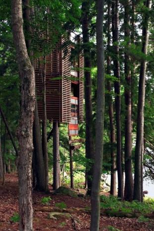 Tasarım harikası ağaç evler! - Page 1