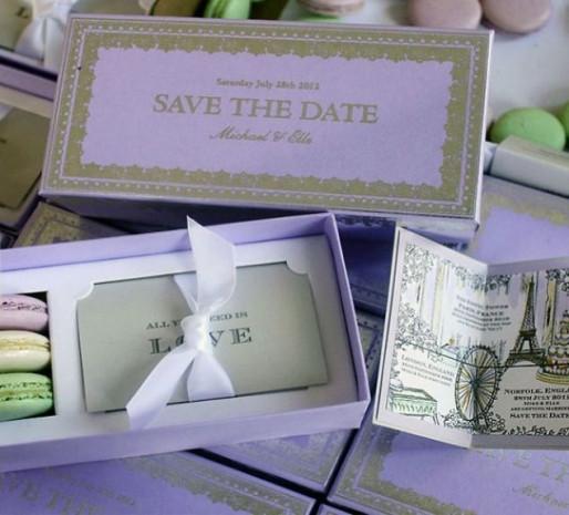 Tasarım harikası düğün davetiyeleri - Page 4