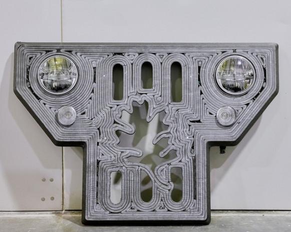 Tasarımcılar 3D baskıdan ev ve otomobil yaptı - Page 1