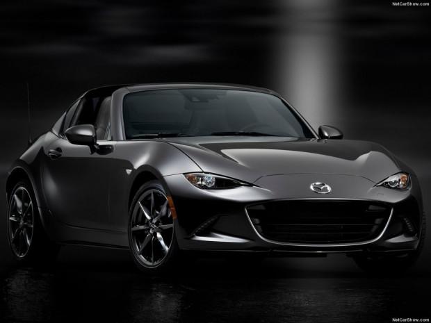 Tasarımıyla dikkatleri üzerine çeken 2017 Mazda MX-5 - Page 1