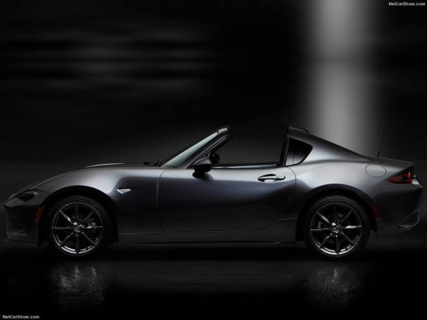 Tasarımıyla dikkatleri üzerine çeken 2017 Mazda MX-5 - Page 2