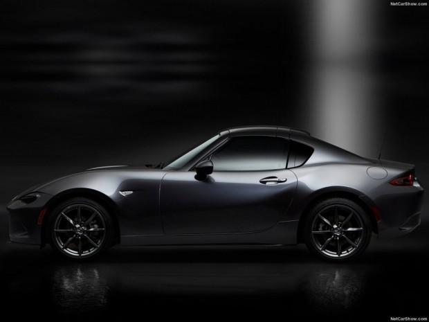 Tasarımıyla dikkatleri üzerine çeken 2017 Mazda MX-5 - Page 3