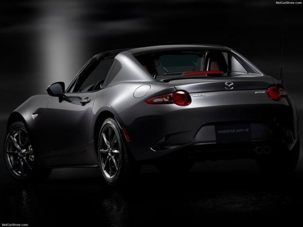 Tasarımıyla dikkatleri üzerine çeken 2017 Mazda MX-5 - Page 4