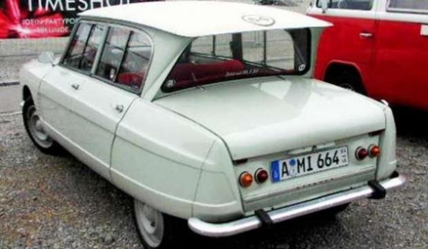 Tasarımları ile şaşırtan ilginç otomobiller - Page 1