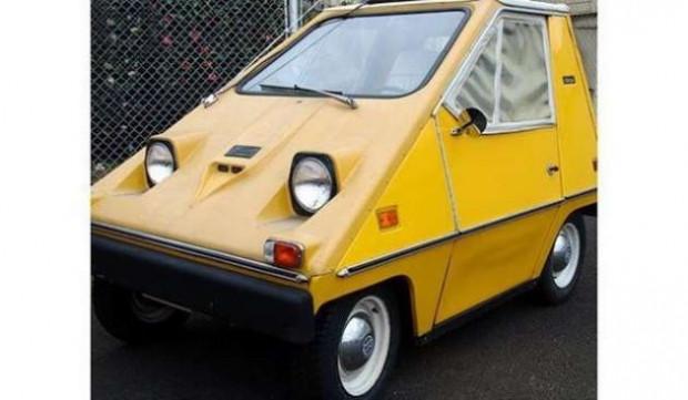 Tasarımları ile şaşırtan ilginç otomobiller - Page 3