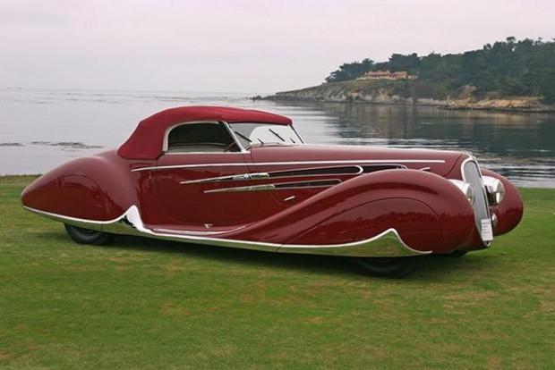 Tasarımlarıyla sınırları zorlayan klasik arabalar! - Page 1