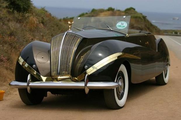 Tasarımlarıyla sınırları zorlayan klasik arabalar! - Page 2