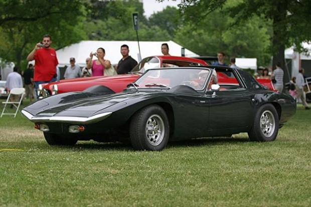 Tasarımlarıyla sınırları zorlayan klasik arabalar! - Page 4