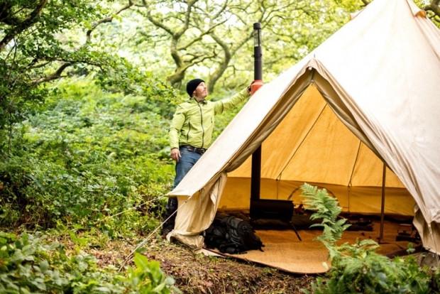 Taşınabilir odun sobası kamp severlere özel - Page 2