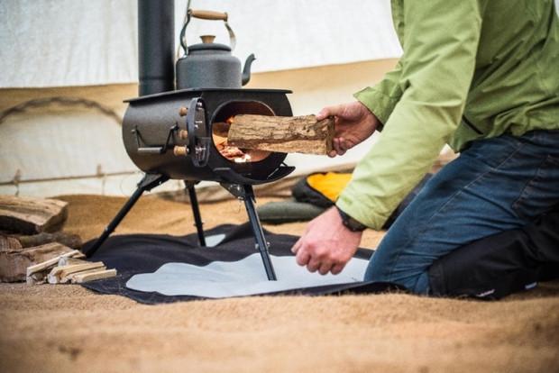 Taşınabilir odun sobası kamp severlere özel - Page 3