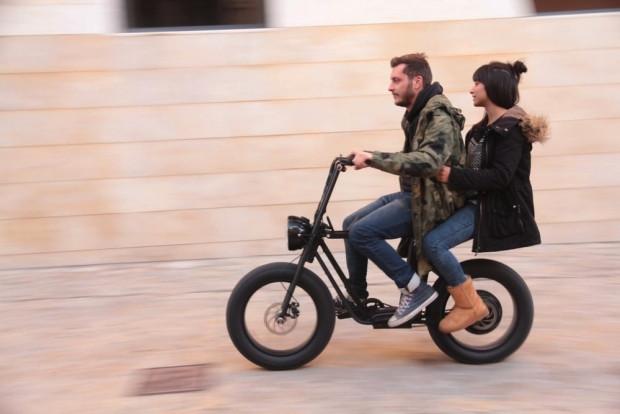Tatil beldelerine özel Moke utility e-bike - Page 2