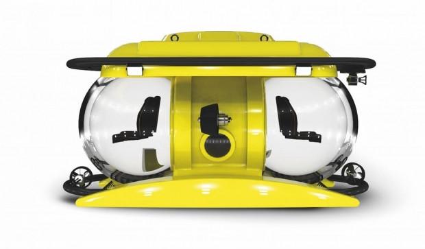 Tatil beldelerinin gözdesi olacak araç U-Boat - Page 1