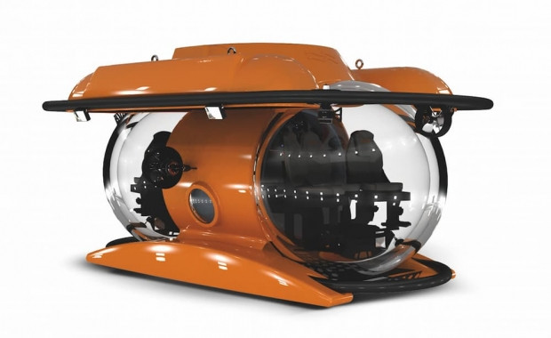 Tatil beldelerinin gözdesi olacak araç U-Boat - Page 3