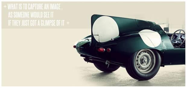 Tek kişilik araç olma özelliği ile Jaguar XK-1 - Page 1