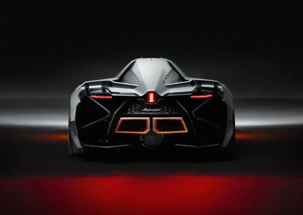 Tek kişilik canavar Lamborghini Egoista - Page 3