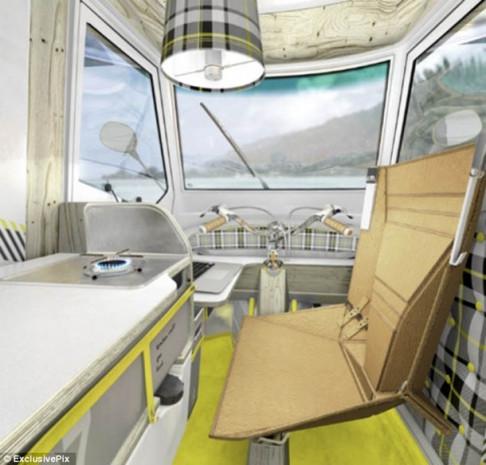 Tek kişilik muhteşem karavan - Page 3