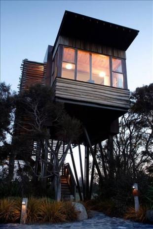 Teknolojiden nasibini alan ağaç evler - Page 3