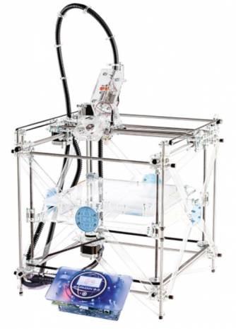 Teknolojinin son harikaları : 3D Yazıcılar! - Page 1