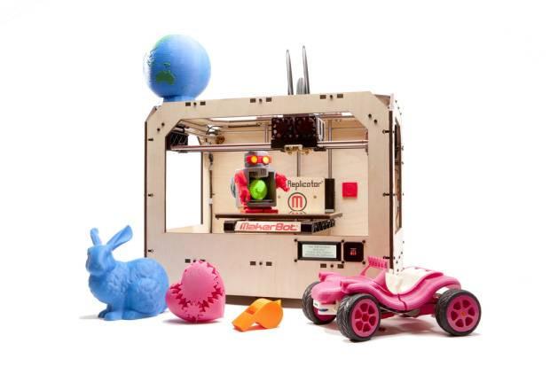 Teknolojinin son harikaları : 3D Yazıcılar! - Page 2