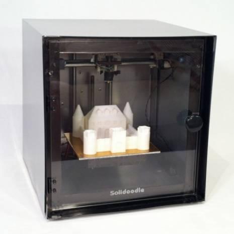 Teknolojinin son harikaları : 3D Yazıcılar! - Page 3