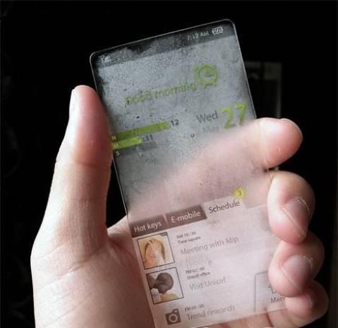 Telefon teknolojisinde son nokta! - Page 4