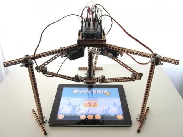 Telefonları test eden mucize robotlar - Page 4