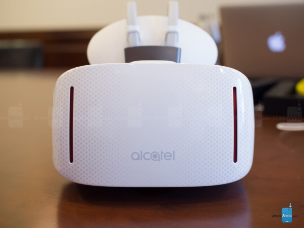 Telefonsuz çalışan Alcatel Vision VR - Page 4