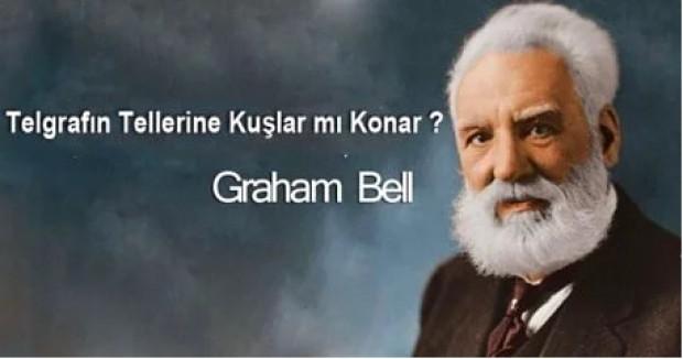 Telefonu icat eden ünlü mucit Graham Bell ile ilgili en eğlenceli 13 caps - Page 2