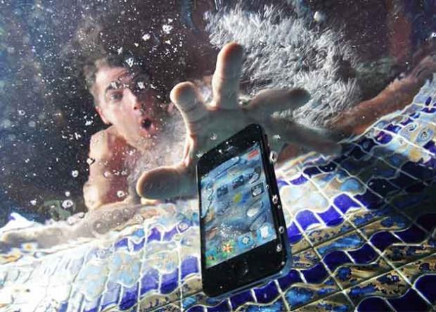 Telefonum suya düştü ne yapmalıyım? - Page 1