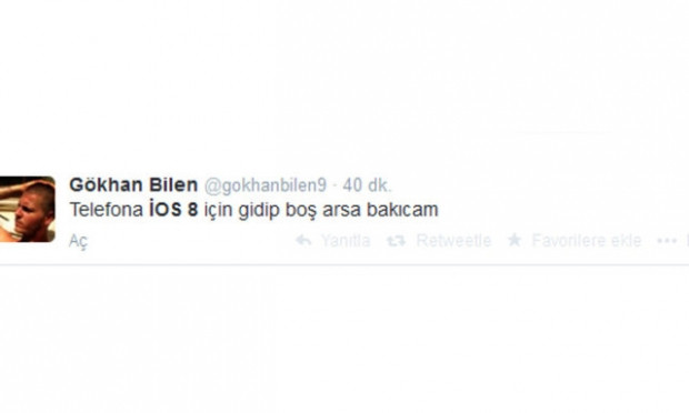 Telefonuna iOS8 yükleyenlerden şikayet yağdı! - Page 3