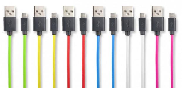 Telefonunuz veya tabletiniz için 10 harika Micro USB kablo - Page 3