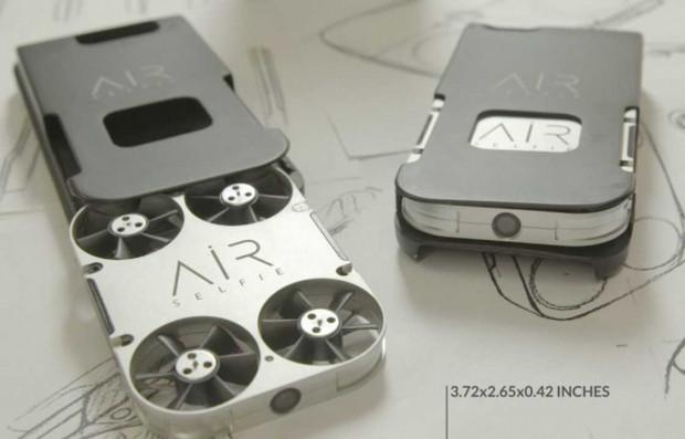 Telefonunuzun kılıfında minik bir drone olacak! - Page 3