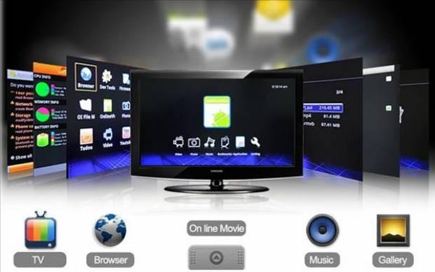 Televizyonlara doping: Smart TV Box - Page 1